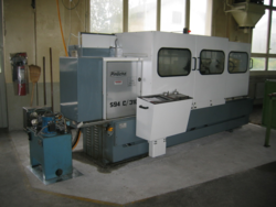 2 axis lathe machine