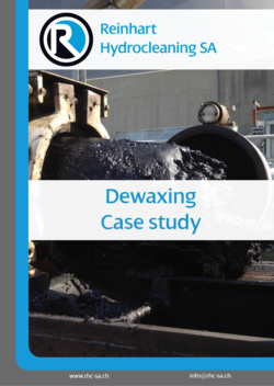 Dewaxing Case Study